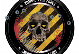 Zombie response team decal!