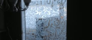 Privacy window screen for house!